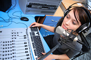 Radio Voice Tracking Talent and Radio Imaging Voices